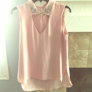 BCBGMAXAZRIA sleeveless blouse
